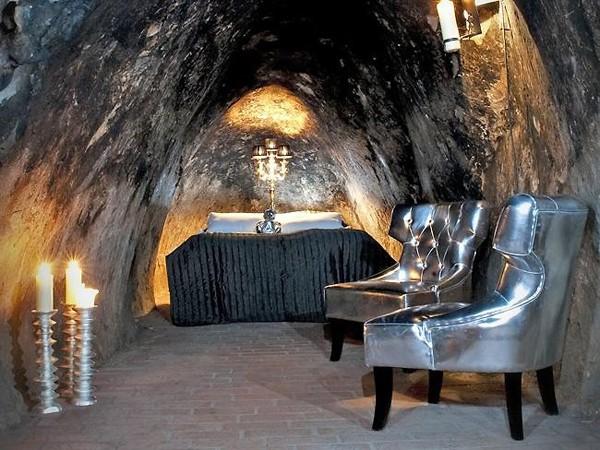 2- A Mina Suite – Sala Silvermine Hotel (Condado de Vdstmanland, Suécia)