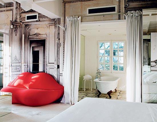 5- Golden Suite Hall – Maison des Champs Elysess (Paris, França)