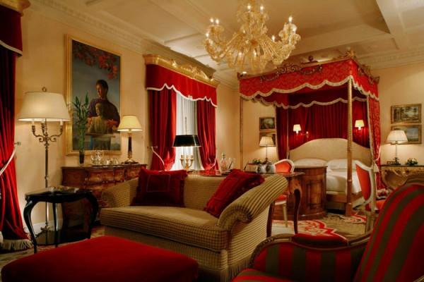 14- Suite VillaVilla La Cupola – Westin Excelsior (Roma, Itália)
