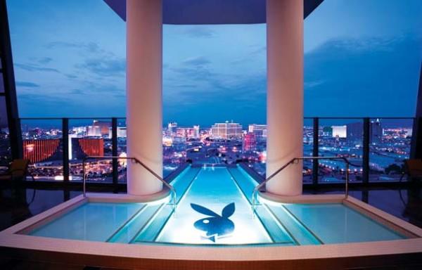16- Hugh Hefner sky Villa – Palmas Resort (Las Vegas, USA)