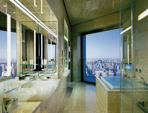 17- Suíte Ty Warner Penthouse – Hotel Four Seasons (Nova York, USA)