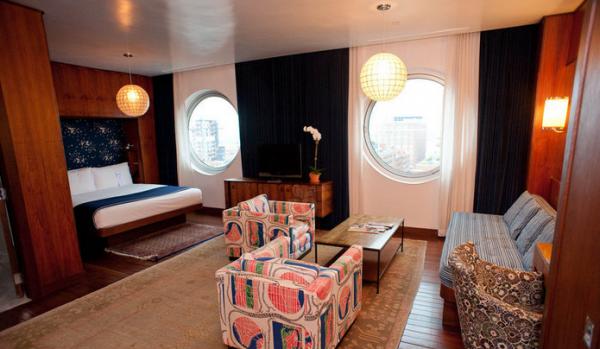 20- Júnior Penthouse – Hotel La Marítima (Nova York, USA)