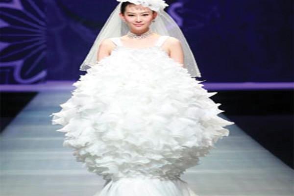 Quem quer levar esse vestido no dia do casamento?