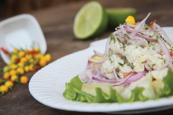 Ceviche - Peru