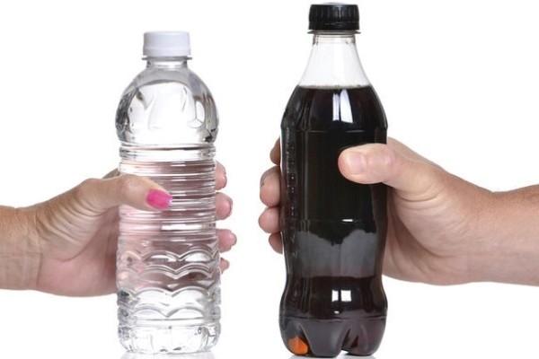 refrigerantes... NÃO!