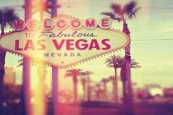 Divirta-se nas Vegas.