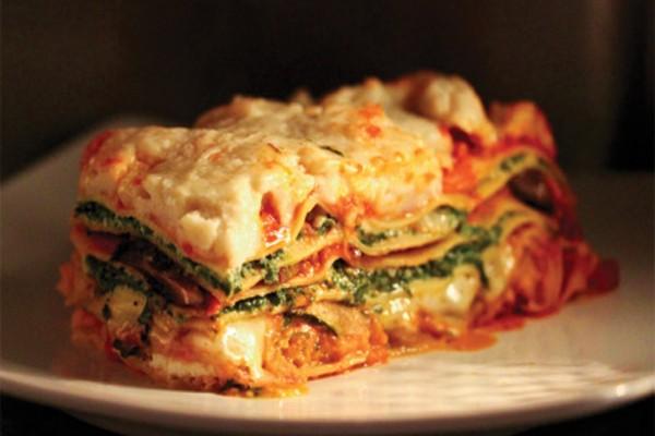 Massas ou lasanha - Itália