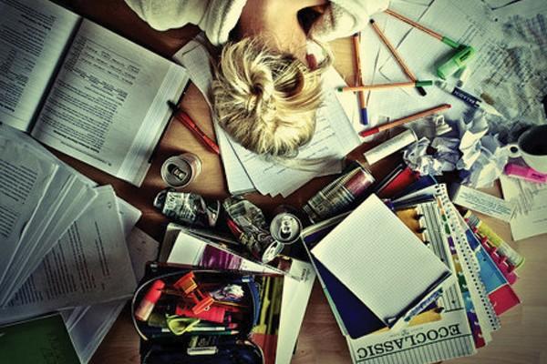 O professor desorganizado
