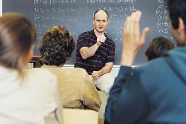 O professor exigente
