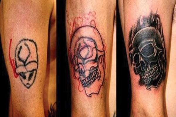 Pode fazer uma capa para cobrir a tatuagem