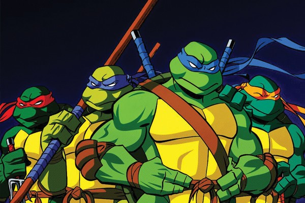 Tartarugas Ninja (Teenage Mutant Ninja Turtles)