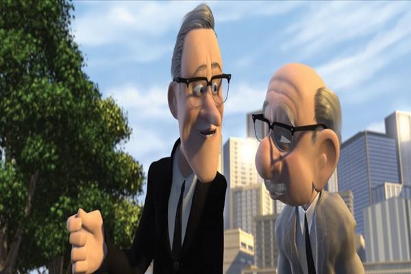 Frank Thomas e Ollie Jonston