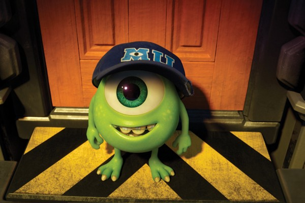 Mike Wazowski (Monstros S.A / Universidade Monstros)