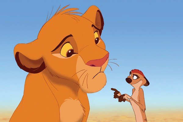 Simba (O Rei Leão)