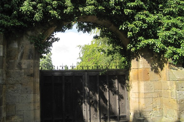 Jardim venenoso de Alnwick - Inglaterra