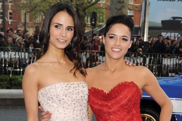 Michelle Rodrigues e Jordana Brewster não tinham carteira de motorista
