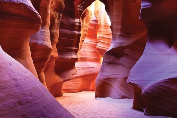 Antelope Canyon, EUA