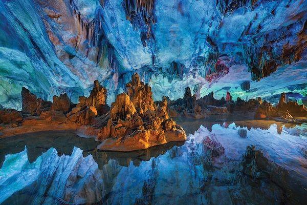 Caverna Reed Flute, China