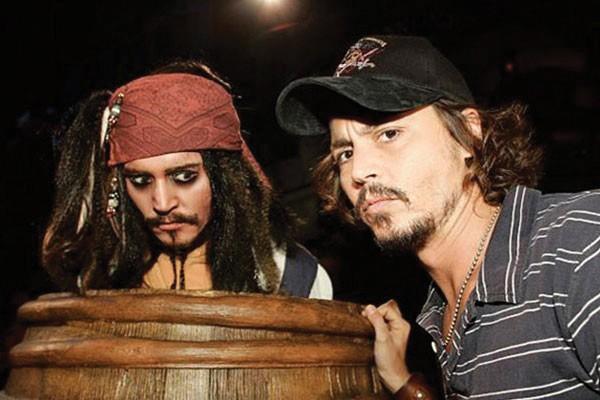 Capitão Jack Sparrow