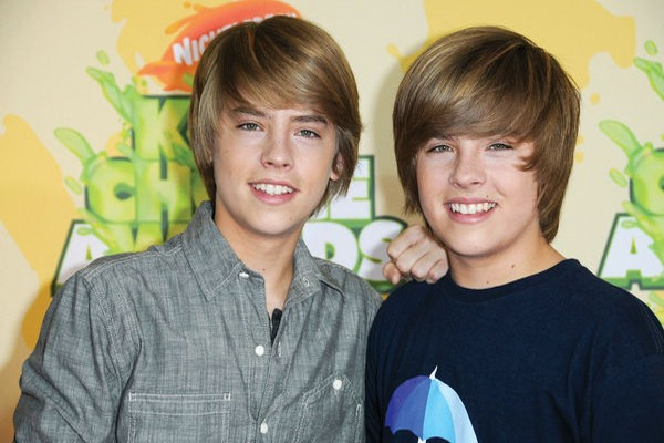 Dylan e Cole Sprouse