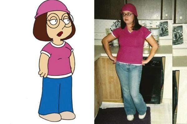 Essa guria e Meg