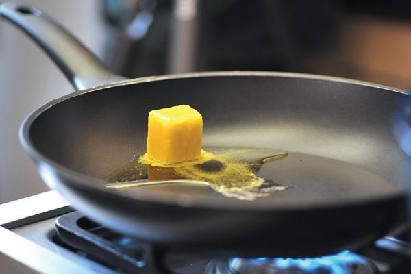 Medo de Cozinhar