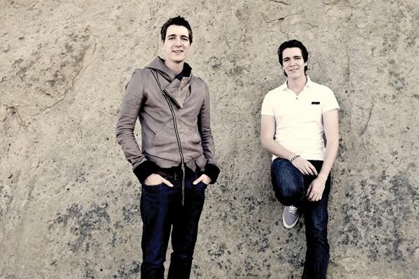 James e Oliver Phelps