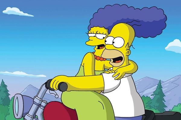 A ex-primeira dama Barbara Bush recebeu uma carta de Marge Simpson!