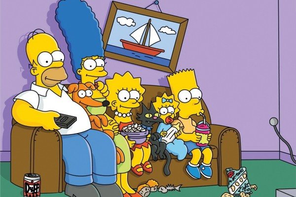 A grande chance de Matt Groening foi um acaso do destino!