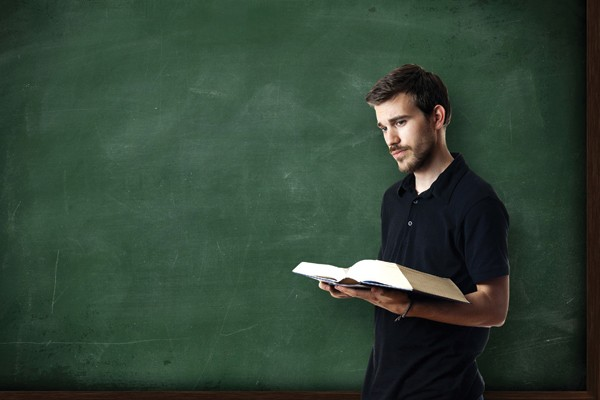 O Professor Desleixado