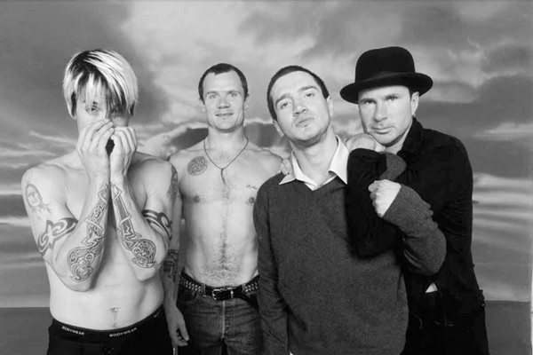 Californication - Red Hot Chilli Peppers