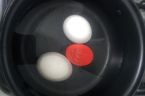 Timer para cozinhar ovos