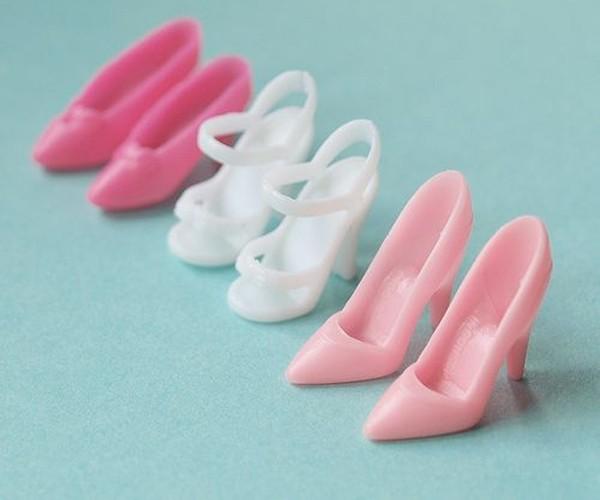Viciada em sapatos