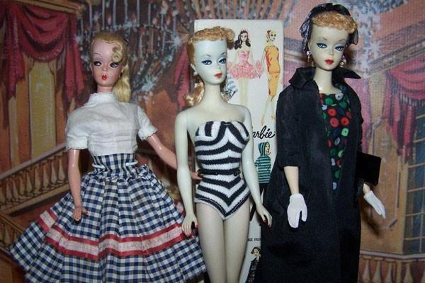 A primeira Barbie