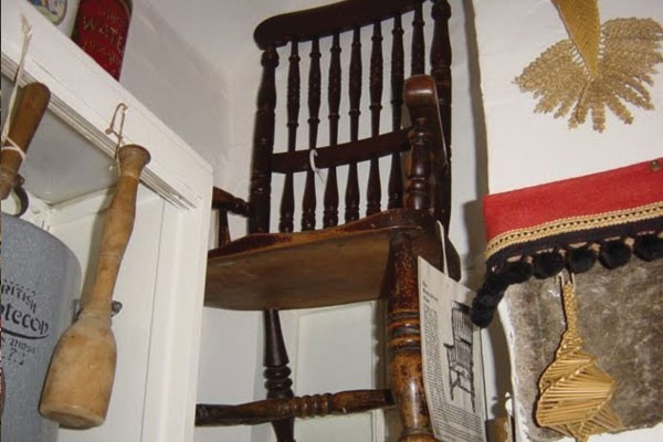 A cadeira da morte