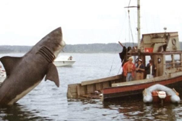 Roy Scheider en Jaws