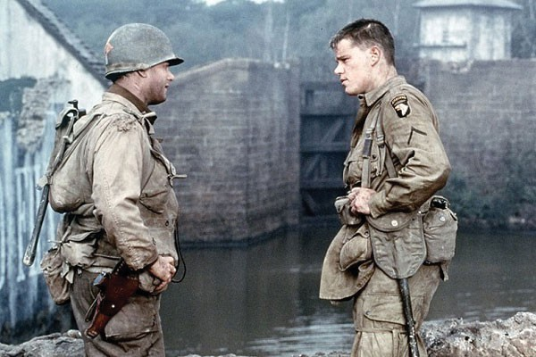 Matt Damon - Saving Private Ryan