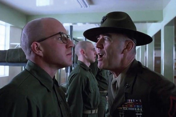 Robert Lee Ermey - Full Metal Jacket