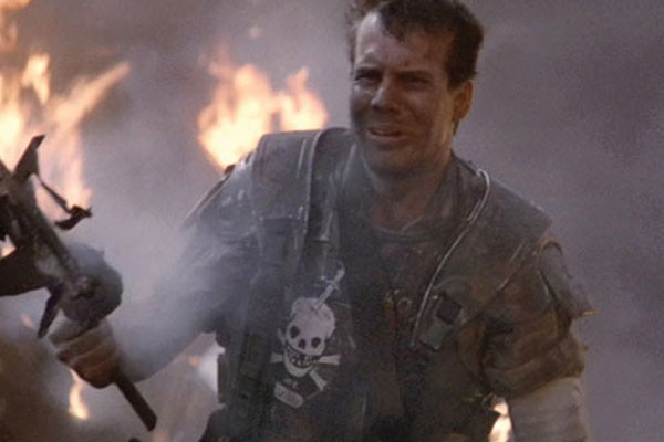 Bill Paxton - Aliens