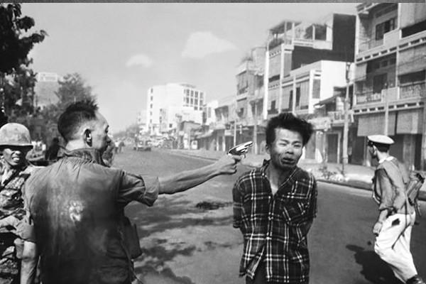 Execution of a Viet Cong Guerrilla