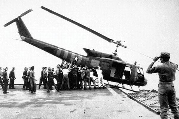 Helicóptero inimigo