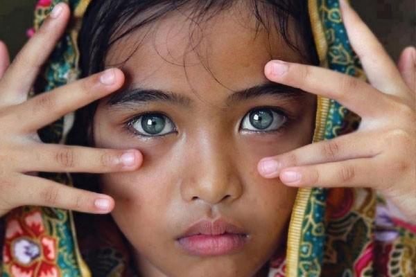 Olhos Verdes
