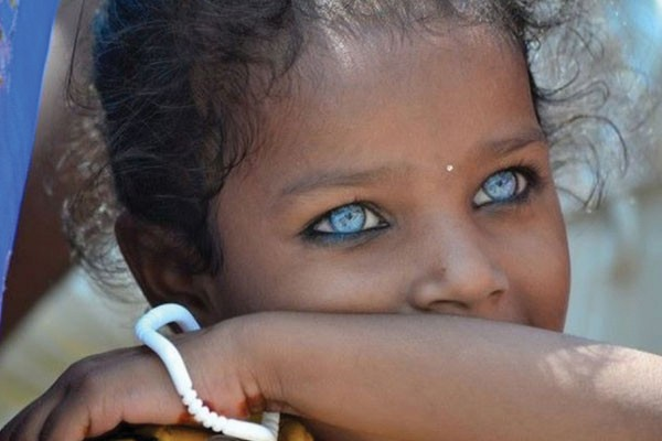 Olhos Deslumbrantes