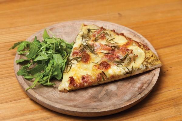 Pizza de purê