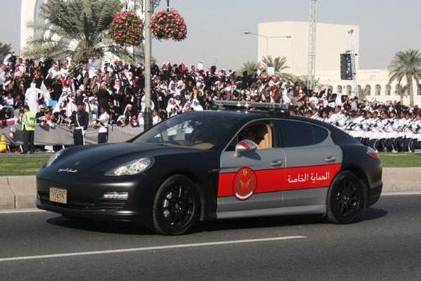 Porsche Panamera - Catar