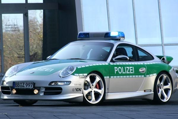 Porsche Carrera 911- Áustria