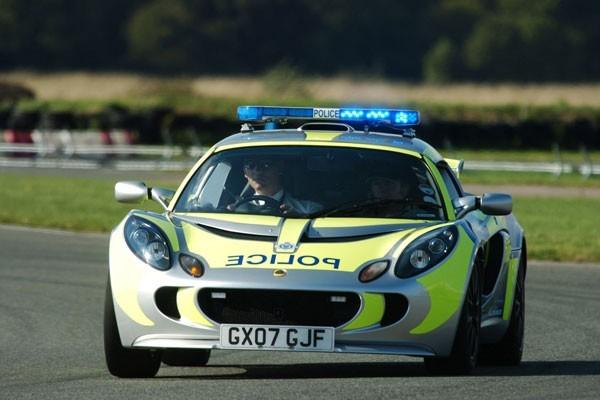 Lotus Exige Cruiser - Austrália e Reino Unido