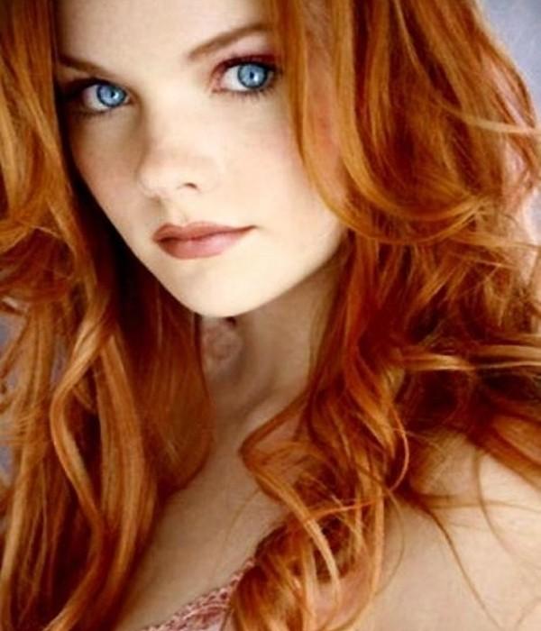 Cabelo ruivo e olho azul é a combinação mais rara no mundo