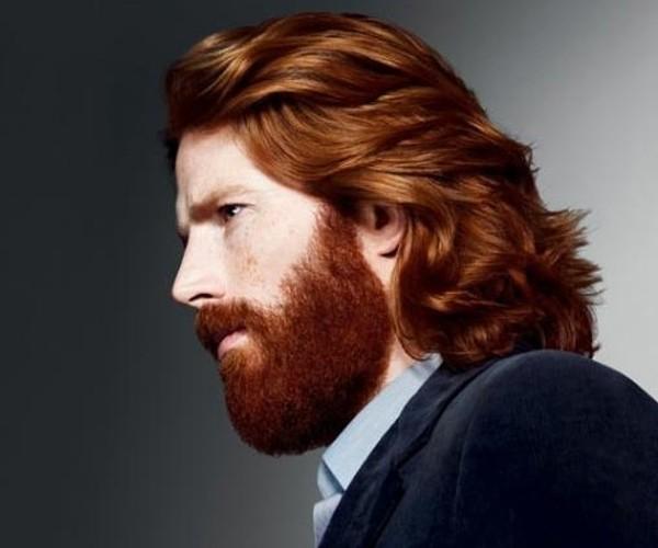 Homens com cabelos ruivos podem ser mais saudáveis