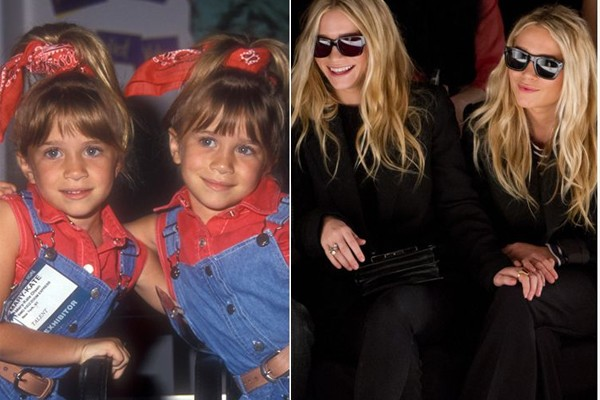 Mary-Kate e Ashley